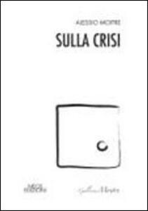 Sulla crisi