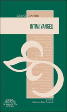 Scacciamoli.it Intimi Vangeli Image