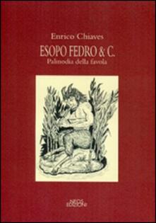 Cefalufilmfestival.it Esopo Fedro & C. Palinodia della favola Image