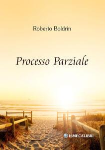 Processo parziale - Roberto Boldrin - copertina