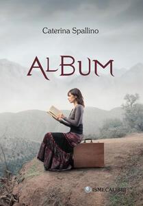 Album - Caterina Spallino - copertina