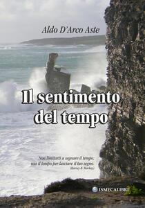 Il sentimento del tempo - Aldo D'Arco Aste - copertina
