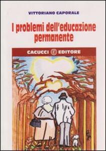 I problemi dell'educazione permanente