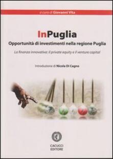 Winniearcher.com InPuglia. Opportunità di investimento nella regione Puglia Image