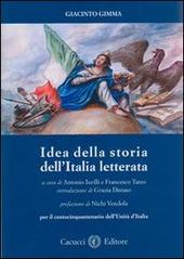 Giacinto Gimma. Idea della storia dell'Italia letterata