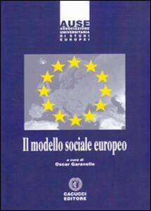 Il modello sociale europeo