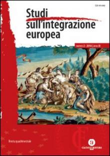 Listadelpopolo.it Studi sull'integrazione europea (2014). Vol. 2 Image