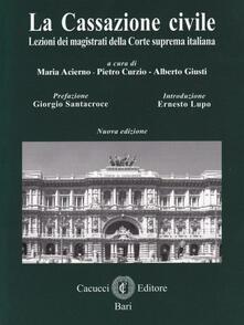 Antondemarirreguera.es La cassazione civile. Lezioni dei magistrati della Corte suprema italiana Image
