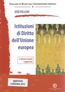 Rallydeicolliscaligeri.it Istituzioni di diritto dell'Unione Europea Image