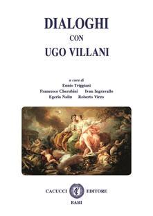 Festivalpatudocanario.es Dialoghi con Ugo Villani Image