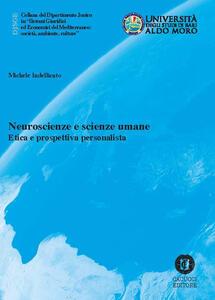 Neuroscienze e scienze umane. Etica e prospettiva personalista