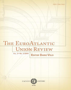 The EuroAtlantic union review (2016). Vol. 3\2