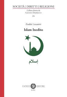 Islam inedito - Zouhir Louassini - copertina