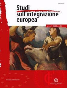 Listadelpopolo.it Studi sull'integrazione europea (2020). Vol. 1 Image