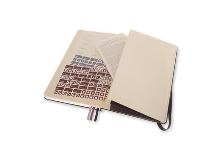 Taccuino Passion Journal Chocolate Moleskine - 3