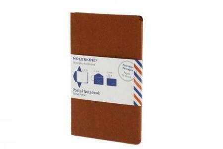 Postal Notebook Moleskine