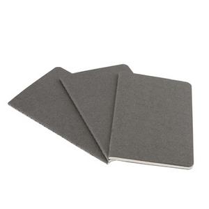 Cartoleria Quaderno Cahier Moleskine large a pagine bianche. Set da 2 Moleskine 2