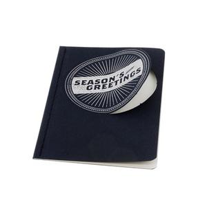 Cartoleria Ornament Note Card Season Seal. Biglietti d'auguri Moleskine 2