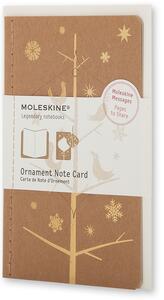 Ornament Note Card Mocking Birds. Biglietti d'auguri