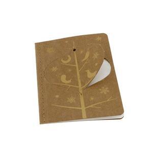 Ornament Note Card Mocking Birds. Biglietti d'auguri - 3