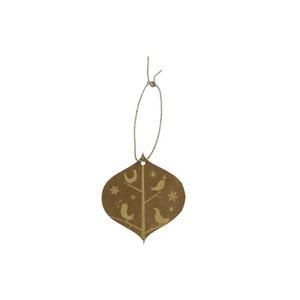 Ornament Note Card Mocking Birds. Biglietti d'auguri - 4