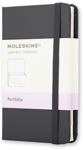 Cartoleria Portfolio Extra Small Moleskine Moleskine
