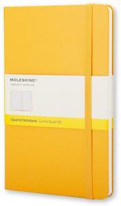 Cartoleria Taccuino Moleskine pocket a quadretti copertina rigida Moleskine