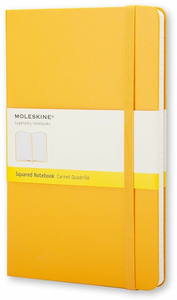 Cartoleria Taccuino Moleskine pocket a quadretti copertina rigida Moleskine 0