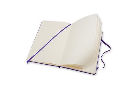 Taccuino Moleskine large a pagine bianche - 3
