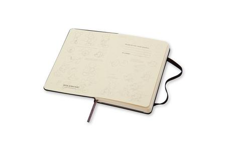 Cartoleria Taccuino Moleskine pocket a pagine bianche. Edizione Speciale Mickey Mouse copertina Moleskine 2