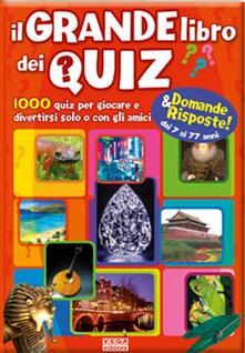 Il grande libro dei quiz. Ediz. illustrata.pdf