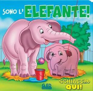 Sono l'elefante! Schiaccia qui