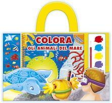 Listadelpopolo.it Colora gli animali del mare Image