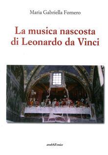 Squillogame.it La musica nascosta di Leonardo da Vinci Image