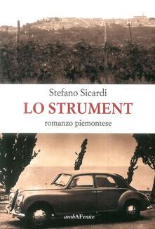 Premioquesti.it Lo strument. Romanzo piemontese Image