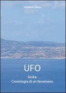 Amatigota.it Ufo. Sicilia: cronologia di un fenomeno Image