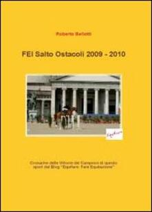 Listadelpopolo.it FEI salto ostacoli 2009-2010 Image