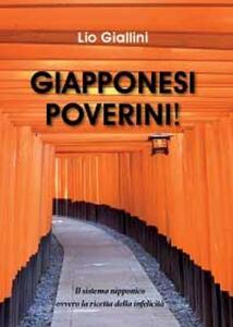 Giapponesi poverini! - Lio Giallini - copertina