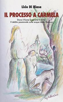 Il processo a Carmela - Licio Di Biase - ebook