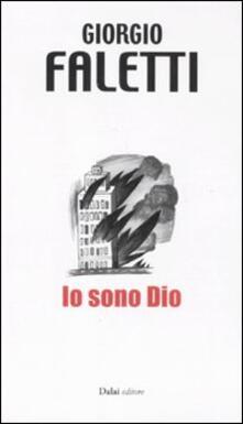 Io sono Dio - Giorgio Faletti - copertina