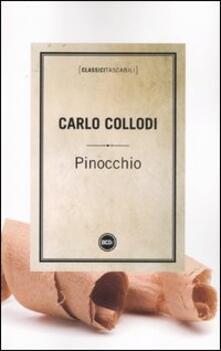 Pinocchio - Carlo Collodi - copertina