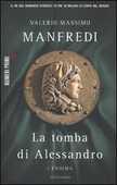 Libro La tomba di Alessandro. L'enigma Valerio M. Manfredi