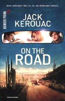 On the road - Jack Kerouac - copertina