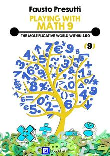 ThePlaying with math. Vol. 10