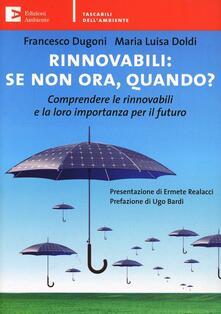 Cocktaillab.it Rinnovabili: se non ora quando? Comprendere le rinnovabili e la loro importanza per il futuro Image