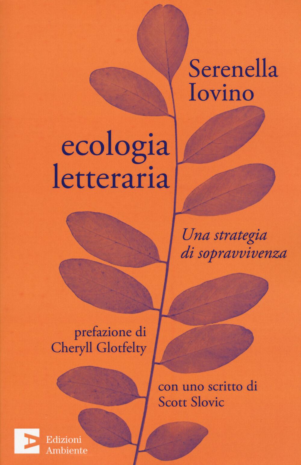 Ecologia letteraria. Una strategia di sopravvivenza