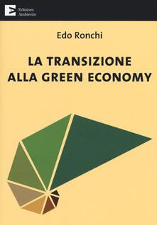 Radiospeed.it La transizione alla green economy Image