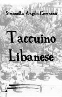 Taccuino libanese