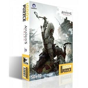 Puzzle verticale Assassin's Creed III. Connor 1