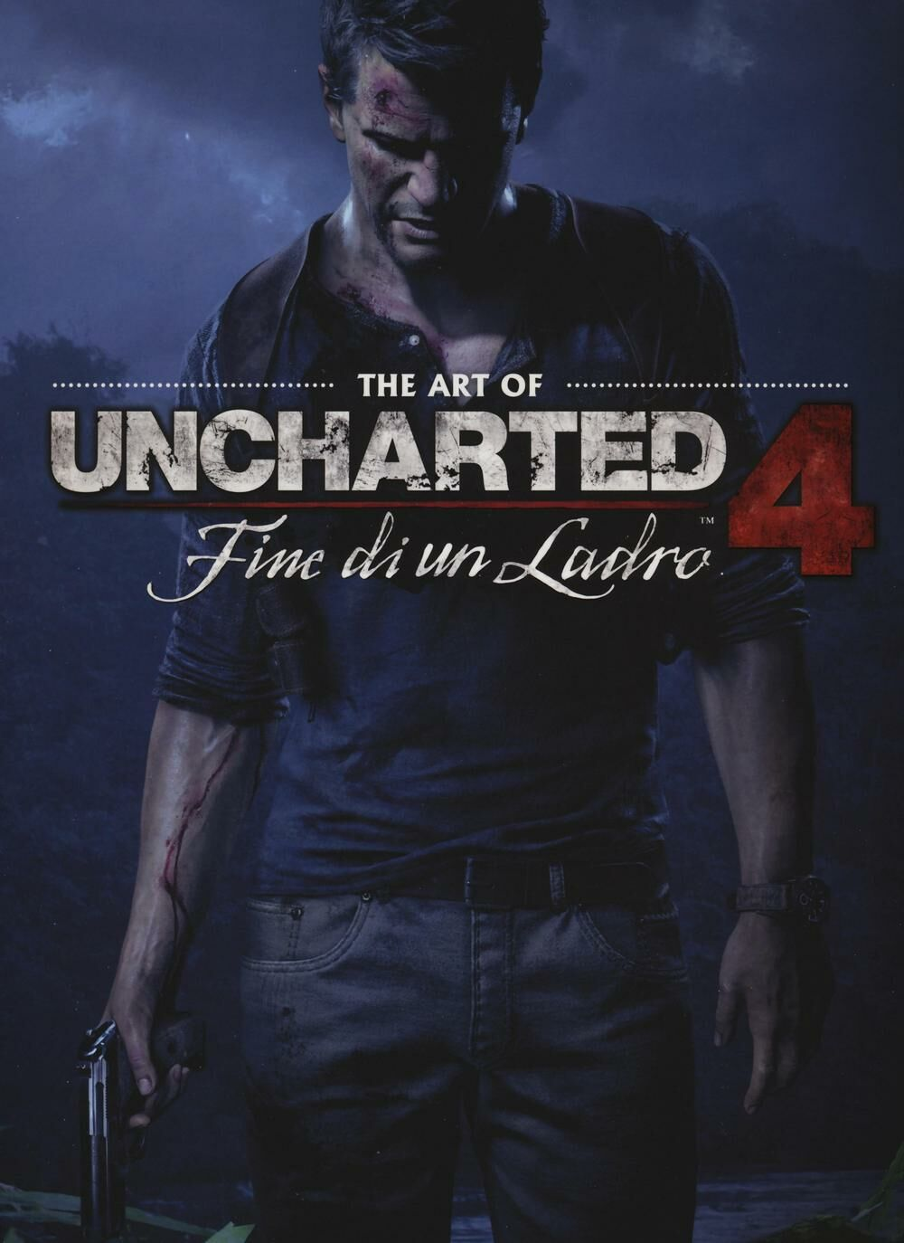The art of uncharted 4. Fine di un ladro
